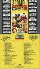 La Compil' vol 2 CD ALBUM compilation bee gees eagles avalanche bangles f valery