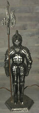 Medieval Knight Metal Statue Figure Suit Of Armor