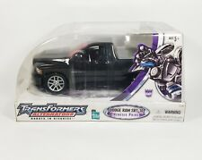 Transformers Alternators Nemesis Prime Sealed SDCC Exclusive With FACTORY ERROR