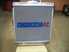 KOYO RACING ALUMINUM RADIATOR 1992-2000 HONDA CIVIC B-SERIES B16 B18 B20 SWAP