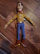 Disney Pixar Toy Story 4 Sheriff Woody 15 Inch Pull String Action Figure (64452)