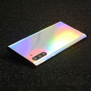 For Samsung Galaxy S10 S9 S8 Rear Battery Cover Film Back Cover Screen Protector