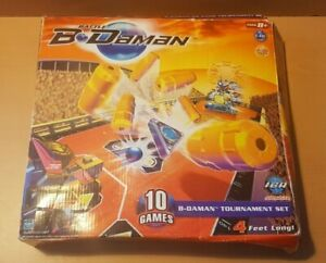 Hasbro Battle B Daman 10 Game Tournament Mixed Uncompleted Set 2005 With Extra