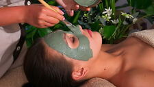 Activated Charcoal+ Pearl Powder+French Green- Kaolin -Bentonite Clay Mask Acne