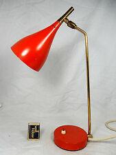 """Beautiful 50´s """" Stilnovo """"  design table lamp # schöne 50er Jahre Tisch Lampe"""