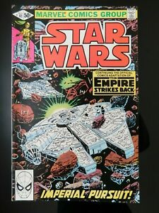 Marvel 1980 Star Wars #41 - 1st Appearance of Yoda - Nice book High Grade