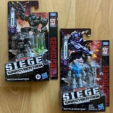 Hasbro Transformers Siege War for Cybertron - Singe & Aimless Set Battle Masters
