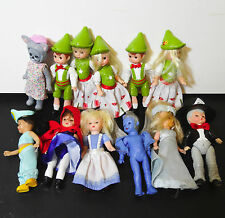 12 McDonalds Madame Alexander dolls - Jasmine - Wizard of Oz - Fairy Tale