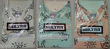 Vintage 90s SULTRA Wife Beater Gym Tank Top A Shirt Keith Haring Style USA Small