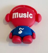 Minigz Music Cartoon Usb Stick 32gb Memory Keyring Flash Drive Computer Lyrics