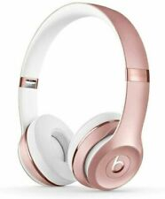 Beats by Dr. Dre Solo3 Wireless Headphones - ROSE GOLD-   Clearance