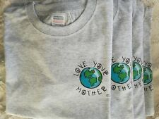 Love Your Mother Grey T-shirt