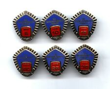 RARE Russian Soviet USSR award badges : For Excellent service in Sea Fleet  6 ps