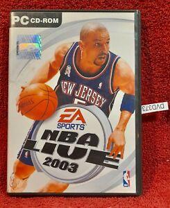 ea sports nba live 2003  PC CD (Kombiversand möglich   (373)