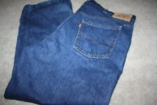 Vintage Levi's 20517 0217 (517) Orange Tab Denim Boot Cut Jeans Made USA 41 x 27