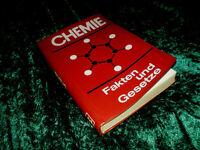 📚 Chemie - Fakten und Gesetze, flexibler Kunststoffeinband