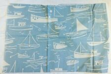 curtain cushion upholstery fabric design  harlequin sail away 140cm x 245cm