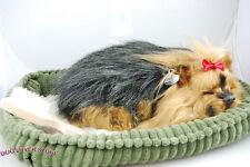 Yorkie Life Like Stuffed Animal Breathing Dog Perfect Petzzz