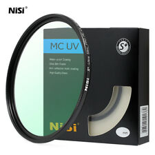 NiSi 77mm MC UV Filter for Canon 24-70/F4 24-105 70-200mm, Nikon 24-70/F2.8E