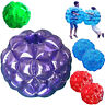 2 pcs 36'' Diam Blue Buddy Bumper Ball Inflatable Bubble Soccer Kids Outdoor Toy