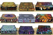 25 Pcs Wholesale Lots Indian Ombre Mandala Floor Cushion Covers Home Decorative