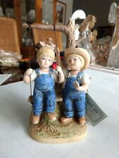 Denim Days figurine HOMCO 1985,  #8896
