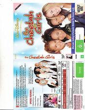 The Cheetah Girls-2003-Raven Symone-Movie-DVD