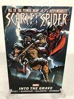 Scarlet Spider Volume 4 Into the Grave #21-25 Marvel Comics TPB Paperback NEW