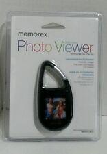 Memorex Photo Viewer 2mb Digital New Black Memories On The Go