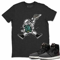 AJ 1 Zoom Crater Sneaker Shirts- Space Jump Sneaker Matching Outfits