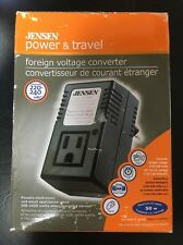 Jensen Power & Travel Foreign Voltage Converter