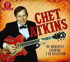 CHET ATKINS - ABSOLUTELY ESSENTIAL (3CD COLLECTION) 3 CD NEU