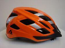 CASCO Bici Bicicletta ATALA TWENTY Mtb All Mountain Tg. L arancione argento