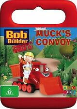 Bob The Builder - Project Build It - Muck's Convoy (DVD, 2007)