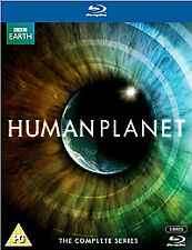 Human Planet (Blu-ray, 2011, 3-Disc Set)