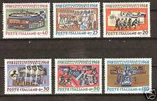 ITALY # 990-5 MNH ALLIED VICTORY WORLD WAR ONE