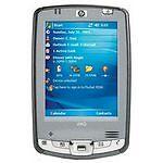 HP iPAQ  Hx2490b pocket pc's.