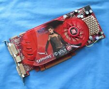 Sapphire HD3850 512MB GDDR3 PCI-E Graphics Card DVI/DVI/Video OUT