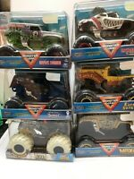 HOT WHEELS MONSTER TRUCKS 2020 1/24 SCALE DIECAST MODELS AVAILABLE IN THE UK