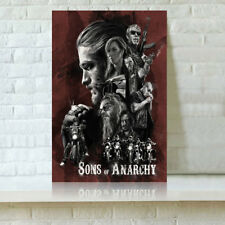 HD Print Oil Painting Decor Art On Canvas Sons of Anarchy 24x36inch Unframed