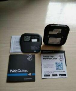 router wifi huawei web cube 3 sbloccato modello e8258ws-2