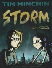 Storm by Tim Minchin BOOK Graphic Novel