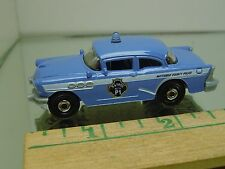 MATCHBOX RARE 1/72ND SCALE '56 BUICK CENTURY POLICE PATROL CAR COLLECTIBLE