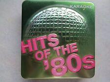 Forever Karaoke Hits of the '80s 34 Tracks