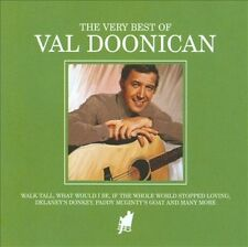 VAL DOONICAN - THE VERY BEST OF VAL DOONICAN NEW CD