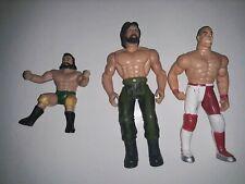 Vintage Bootleg Wrestling Figures, Wwf,wwe,wcw,ecw, Awa,