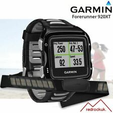 Garmin Forerunner 920XT Heart Rate Monitor Watch - Bleu