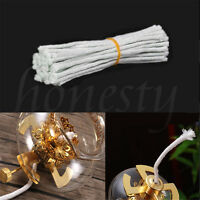 4pcs 20cm Environmental Cotton Smoke - Free Oil Lamp Wick For Oil Lamps Lanterns