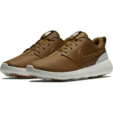 low priced 97786 8e213 Nike Roshe G Premium Golf Shoes Size 11 PRM Ale Brown AA1838-200 Sz 11