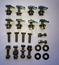 Land Rover Series 2, 2a & 3 Stainless Steel Front Wings Fixing Kit